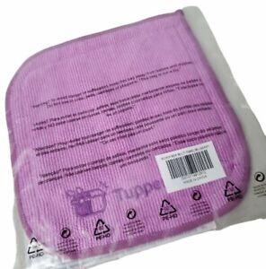 TUPPERWARE ~ Microfiber Multi Purpose Towel Cloth In Mulberry ~ NEW
