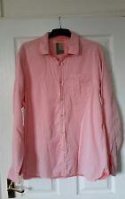 Men casual shirt size L NORTH COAST (M&S )