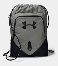 Under Armour UA Undeniable Sackpack Travel Carrying Utility Zipper Gym Bag NEW!!