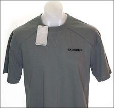 BNWT Da Uomo Oakley T Shirt Small Grigio 1st impressione spesso materiale di qualità