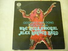 "SENSATIONAL ALEX HARVEY BAND""GIDDY UP A DING DONG-disco 45 giri VERTIGO It.1973"""