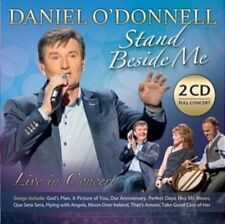 DANIEL O'DONNELL STAND BESIDE ME 2 CD NEW