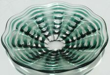 Rare Mid Century Murano Italian Art Glass Center Bowl By Archimede Seguso