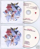 DARK GLOBE Nostalgia For promo CD + bonus CD Boy George