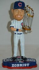 2016 Chicago Cubs World Series Champions BEN ZOBRIST Bobblehead -  IN HAND!
