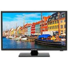 Sceptre Small LED 19 Inch Tabletop Monitor HD Digital TV Flat Screen Dorm Room