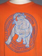 Vintage Cal State Fullerton Titans 2XL Orange T-Shirt (2X XX XXL Large Baseball)
