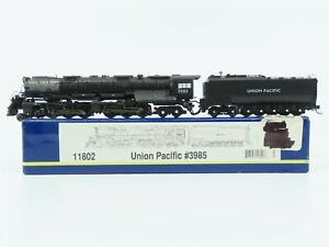 N Scale Athearn 11802 UP Union Pacific 4-6-6-4 Challenger Steam #3985 DCC Sound