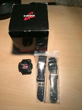 Casio Frogman 200MS Dive Barely Worn Box Manual plus Original and Extra Strap