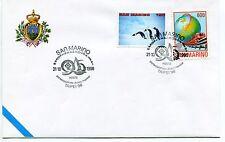 1996-10-21 San Marino partecipazione a TAIPEI '96 ANNULLO SPECIALE Cover