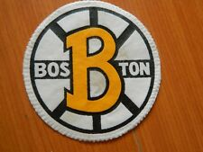 1940s Boston Bruins jersey patch or Crest emblem Rare NHL