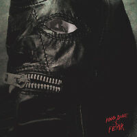 KING DUDE - FEAR lim. col.LP FIRST PRESS  Death in June Of The Wand And The Moon
