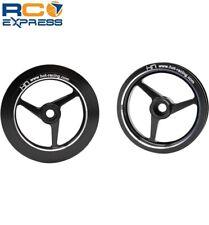 Hot Racing Kyosho 1/8 Motorcycle Aluminum 3 Spoke Wheels HOR51301