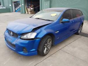 HOLDEN COMMODORE LEFT DOOR MIRROR VE, NON HEATED & NON PUDDLE LAMP TYPE, 08/