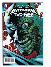 Batman and Two-Face # 26 Regular Cover New 52 N52 1st Print NM DC