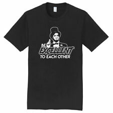 Be Excellent To Each Other Abraham Lincoln Funny 80S Movie Parody T-Shirt Tee