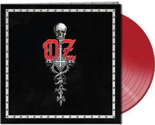 The Oz - Transition State (clear Red Vinyl) [New Vinyl LP] Clear Vinyl, Gatefold