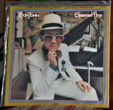 "DCC COMPACT CLASSIC Elton JOHN ""Greatest Hits"" 180g LIMITED & No. #864 SEALED"