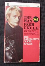 1966 THE MAN FROM UNCLE #7 PB Souvenir/For Square G/VG UK 1st Radioactive Camel