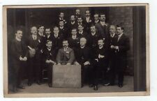 YORKSHIRE, SHEFFIELD,WAVERLEY GROUP, SHEFFIELD CONFERENCE, 1907, RP