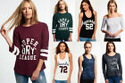 New Womens Superdry Tops Selection 2 - Various Styles & Colours 3008