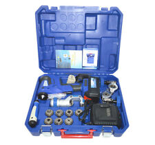 Battery-power Expander Electric Air Conditioning Copper Pipe Flaring Tool Kit