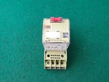 Releco C4-A-40 X Relay & Socket 110 Volt Coil 10 Amp