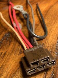 Jeep Grand Wagoneer SJ Cherokee FSJ TAILGATE WINDOW SWITCH CONNECTOR PIGTAL Wire