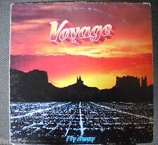 "Voyage "" Fly Away "" 1978 - Disco vinile LP 33 giri -"