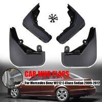 4pcs Front /& Rear Splash Guards Mud Flaps for Mercedes-Benz R350 11-2013 Wagon