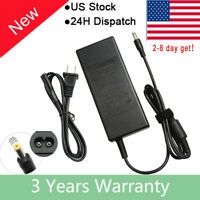 90W 19V 4.74A AC Power Adapter Charger 5.5mm*2.5mm Connetor Tip +Cord for Laptop