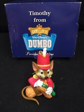 Grolier DISNEY President's Edition TIMOTHY ORNAMENT FROM DUMBO EUC