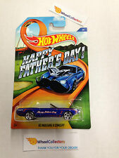 FATHER'S DAY * '63 Mustang II Concept * 2015 Hot Wheels Kmart Only * E6