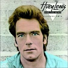 Huey Lewis & The News Picture This US LP Album