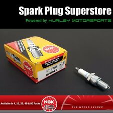 Standard Spark Plugs by NGK - Stock #7788 - BPR9ES-S - Solid Tip - 10 Pack