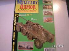 ** Military Armor n°5 EBR 90 F1 / Schwimmwagen / GMC AFKWX 353 / SdKf 6