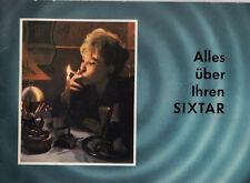 Gossen manual de instrucciones para sixtar-instrucciones # kaufb