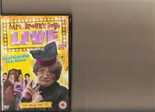 MRS BROWNS BOYS LIVE TOUR GOOD MOURNING MRS BROWN DVD