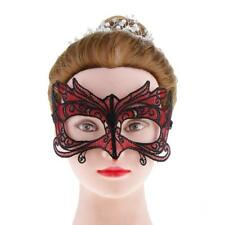 Stunning Two-Ton Venetian Masquerade Mask Halloween Party Lace Fancy Dress