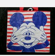 Tesco Disney Mickey Mouse Minnie Mouse  Shopping Bag disney bag Tesco shopping
