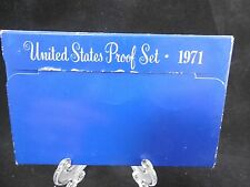 1971 UNITED STATES 5-COIN PROOF SET ORIGINAL PACKAGING