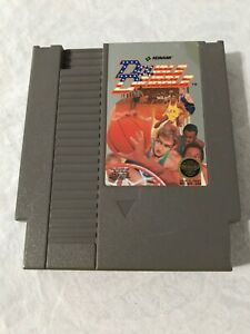 Double Dribble Basketball - NES Nintendo Game Authentic Made In Japan 🇯🇵