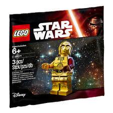 Star Wars Lego C3po C-3po rojo brazo Mini Figura 5002948 Bolsa De Polietileno 2015