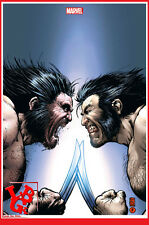 WOLVERINE 8 Fevrier 2014 Variant cover Angouleme COLLECTOR Panini # NEUF #