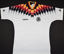 1994-1996 GERMANY ADIDAS HOME FOOTBALL SHIRT (SIZE M)