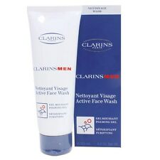 Clarins Men Active Face Wash Foaming Gel 125ml