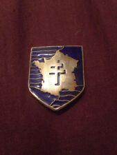 Badge 2 ème DB en métal