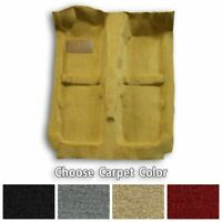 1978-1983 Plymouth Sapporo 2 Door Complete Cutpile Replacement Carpet Kit
