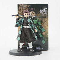 "Demon Slayer: Kimetsu no Yaiba Tanjiro Kamado Tanjirou 5.5"" Action Figure Toy"