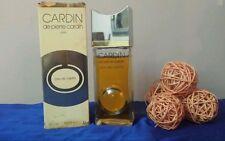Vintage CARDIN de PIERRE CARDIN eau de toilette 120ml splash. As show in photo.